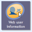 User Information Page